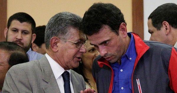 Los venezolanos apuestan al diálogo entre el Gobierno y la oposición para lograr cambios en el país, arrojó el sondeo.