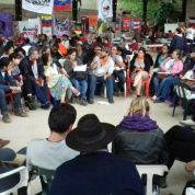 Movimientos sociales de Latinoamérica se reúnen en Buenos Aires