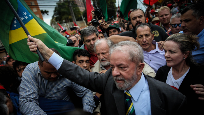 Defensa de Lula da Silva