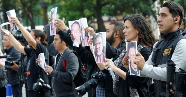 México es considerado el segundo país más peligroso del mundo para ejercer el periodismo