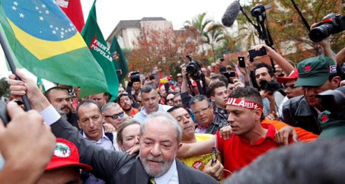 Abogados de Lula denunciarán ante la ONU persecución judicial