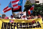 Independence from U.S. colonial rule is still longed for by the Puerto Rican people.