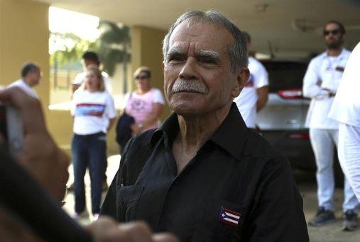 López Rivera fue condenado sin que jamás hubiera una evidencia en su contra.