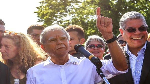 López Rivera habló este jueves desde la ciudad estadounidense de Chicago.