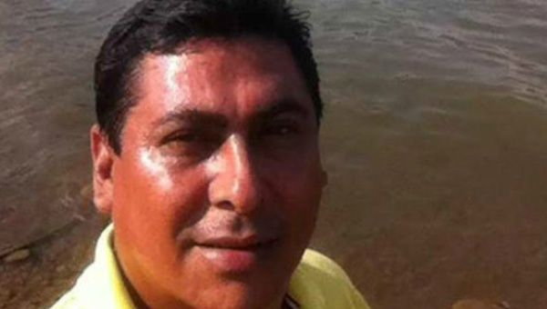 Kidnapped Mexican journalist, Salvador Adame Pardo