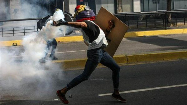 Grupos violentos vinculados con la oposición han generado violencia desde abril pasado.