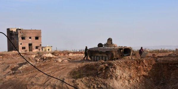 El Ejército de Siria continúa con su ofensiva contra el terrorismo en su país, con el apoyo de Rusia.