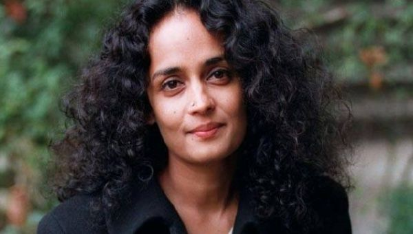 "The Ministry of Utmost Happiness, Arundhati Roy's second novel after ""The God of Small Things,"" will be released on June 6, 2017."