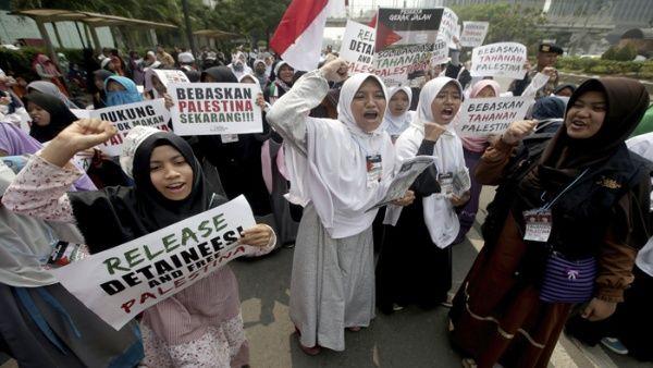 Varios sectores de la sociedad palestina han apoyado a los huelguistas.