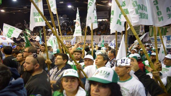 A las 16H00 hora local de Argentina se movilizarán los empleados.