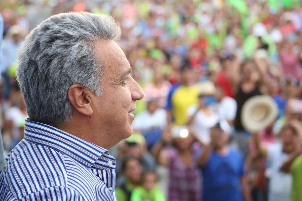 Lenín Moreno asume hoy la presidencia de Ecuador