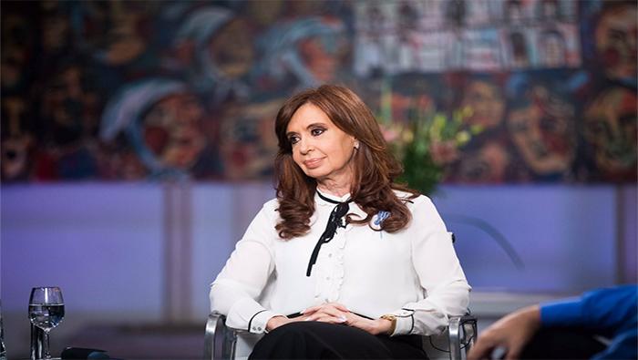 Cristina Fernández: Si es necesario que sea candidata, lo soy