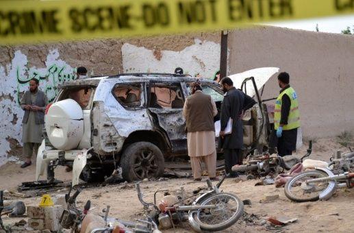 Farhad indicó que las víctimas se dirigían a la provincia central de Ghor.