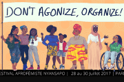 Organized by the French afro-feminist collective Mwasi, the festival was planned for the end of July in Paris.