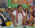 "Maria de Jesus Patricio ""Marichui"" Martinez was elected by Mexico's National Indigenous Congress  to run as their independent candidate in the 2018 presidential elections"