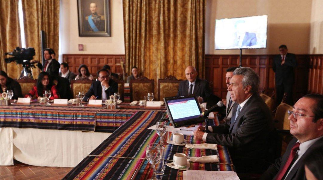 Ecuador: ¿Qué es el Frente de Lucha contra la Corrupción?