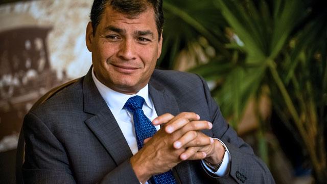 Correa asistirá a Congreso de MPP.