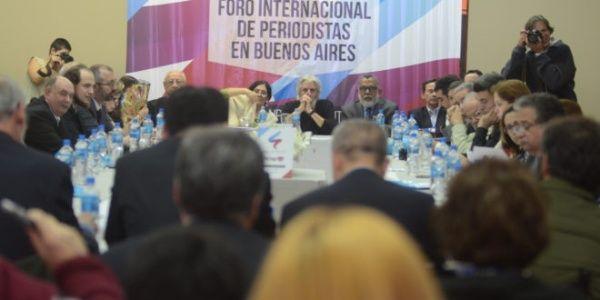 El XII Congreso de la FELAP reunió a comunicadores, organizaciones sociales y representantes diplomáticos de 17 países de la región.