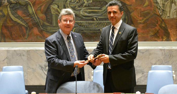 Bolivia asume la presidencia del Consejo de Seguridad de la ONU