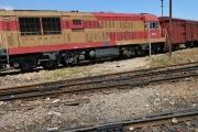 Cuba's rail transport structure will be upgraded after several decades of deterioration due to ongoing U.S. blockade and the loss of the Soviet Union.