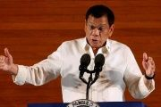 Philippine President Rodrigo Duterte declared martial law last week, leading to widespread fears of potential human rights abuses.