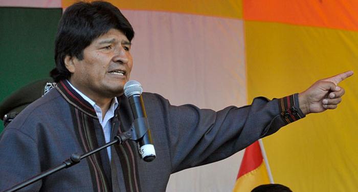 Evo Morales: Retirarse del Acuerdo de París es traicionar a la Madre Tierra
