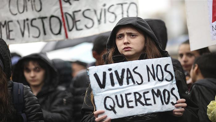 Ni Una Menos marchará este sábado en Argentina contra la violencia machista