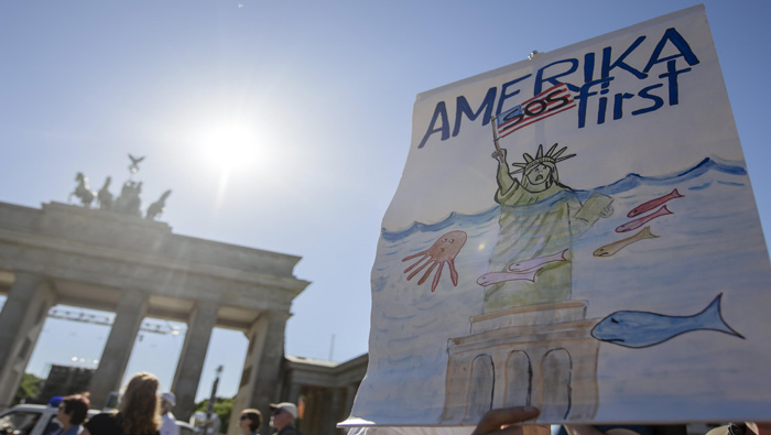 Más de 40 países critican salida de EE.UU. del Acuerdo de París