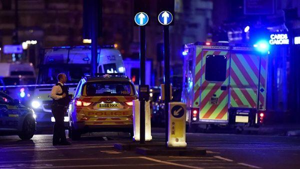 Londres: Muertos y heridos en dos atentados