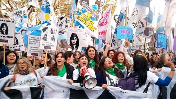 No to Femicide! Argentina Women March in Protest | News | teleSUR English