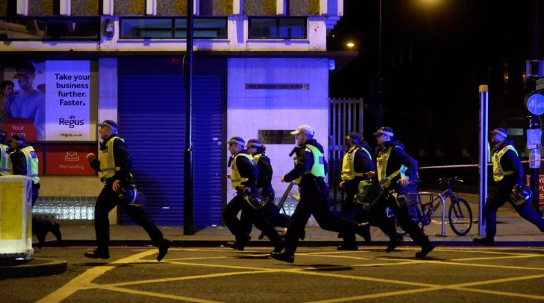 Londres: ISIS se adjudicó los ataques