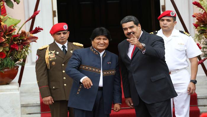 Maduro resalta presidencia de Bolivia en Consejo de Seguridad de la ONU