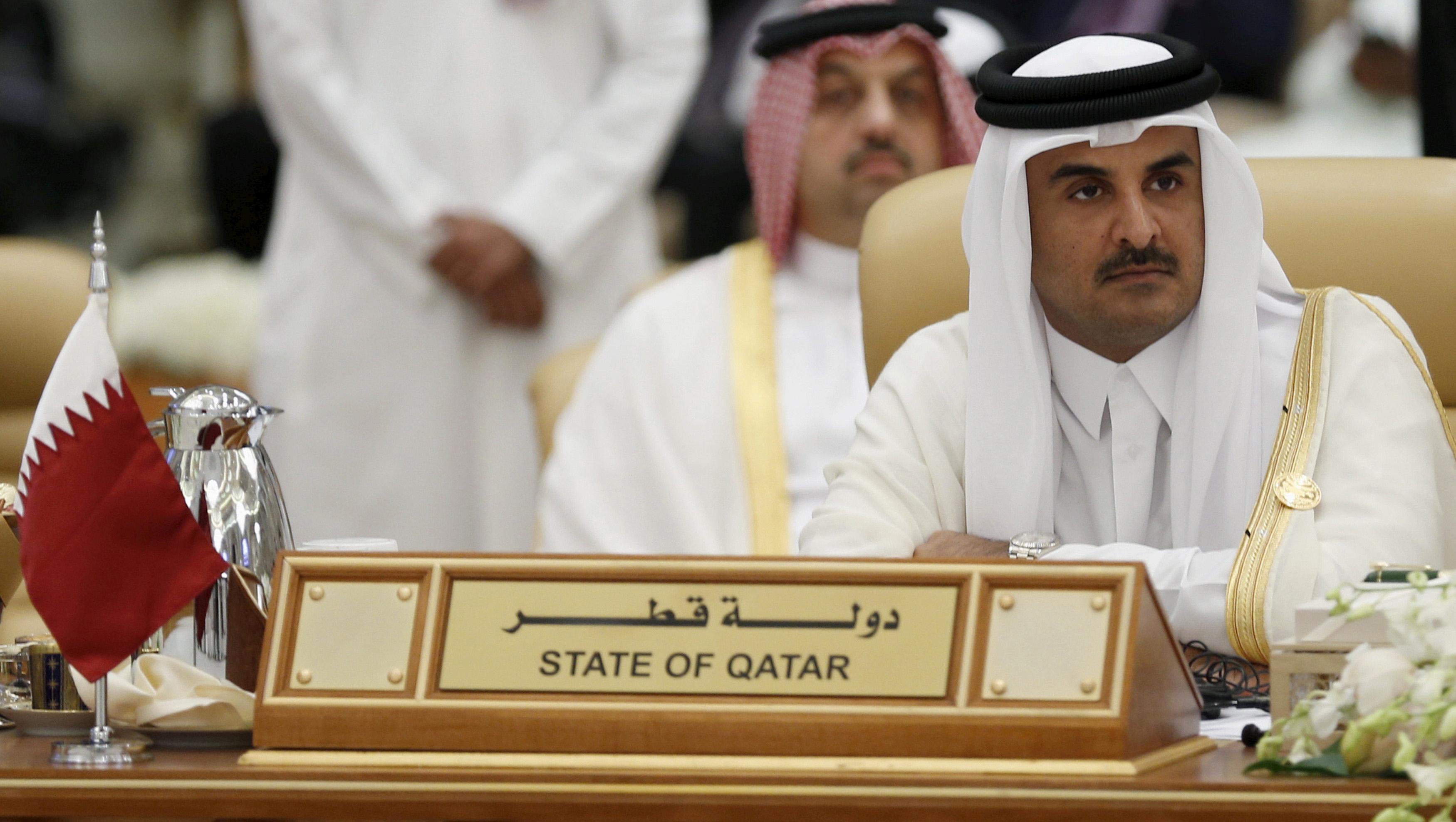 Catar lamenta ruptura diplomática ordenada por 4 países árabes