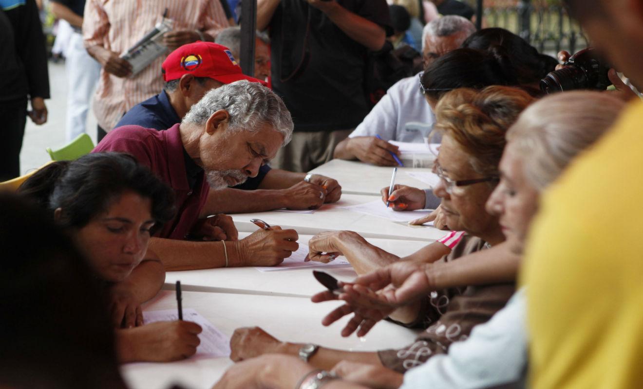 Constituyente brindará más poder al pueblo, opinan venezolanos