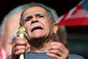 Recently freed nationalist Oscar Lopez Rivera declines honorary title at the Puerto Rican Day parade in New York on June 11.