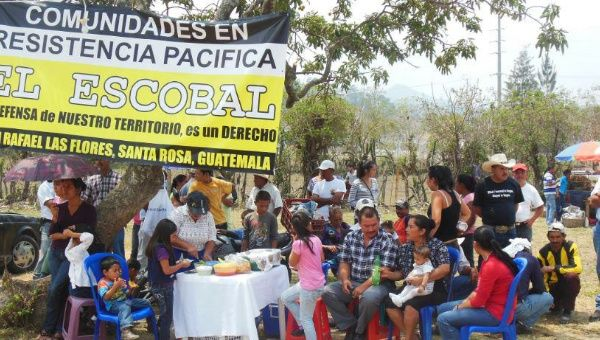 Tahoe Resources has also earned the ire of locals in southern Guatemala for the toxicity that accompanies projects such as the Escobal mine.