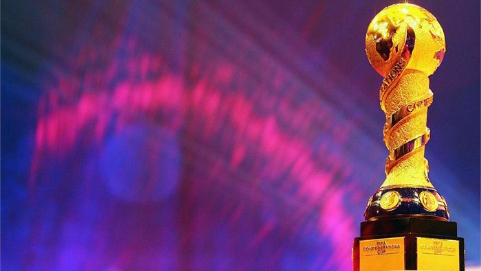 FIFA anuncia jugadores que participarán en Copa Confederaciones