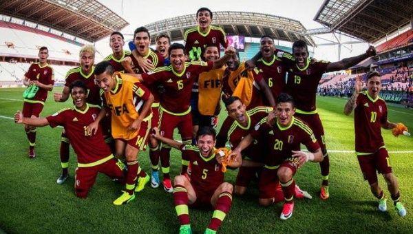 La Vinotinto alcanzó un subcampeonato inédito en la historia futbolística del país sudamericano.