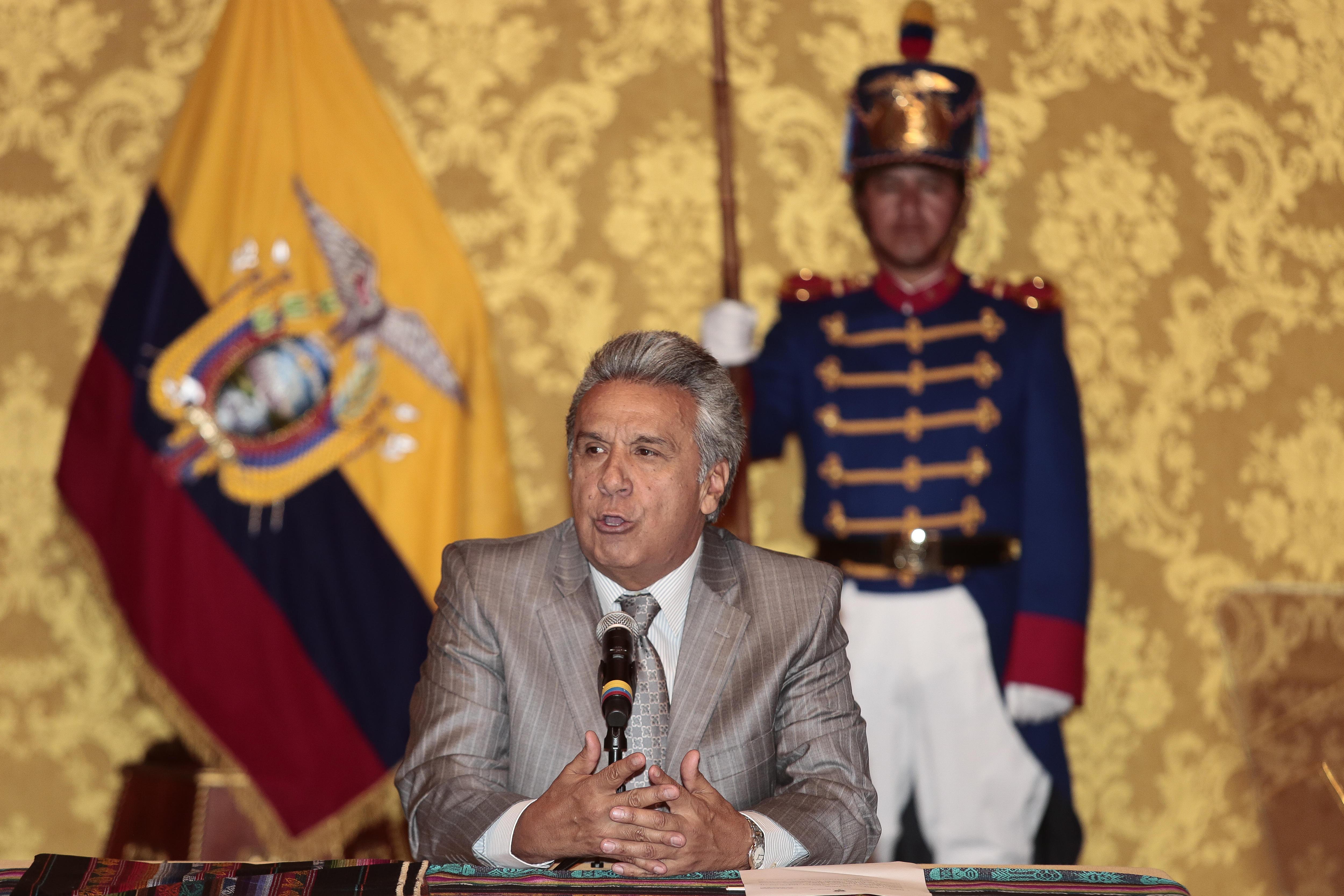 Frente de Transparencia de Ecuador se reunirá el lunes