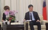 Dr Chui-Cheng, Deputy Minister, Mainland Affairs Council, Executive Yuan.