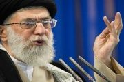 The Ayatollah made the allegation during a meeting with high-ranking Iranian officials.