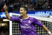 Real Madrid's Cristiano Ronaldo celebrates scoring their third goal against Juventus - UEFA Champions League Final - Wales, Cardiff, June 3, 2017