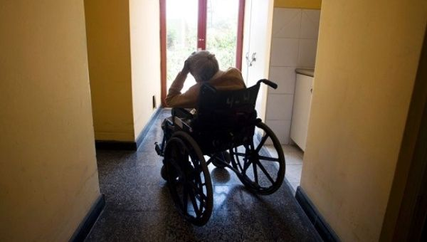 People with disabilities make up almost 13 percent of the total population of Argentina.