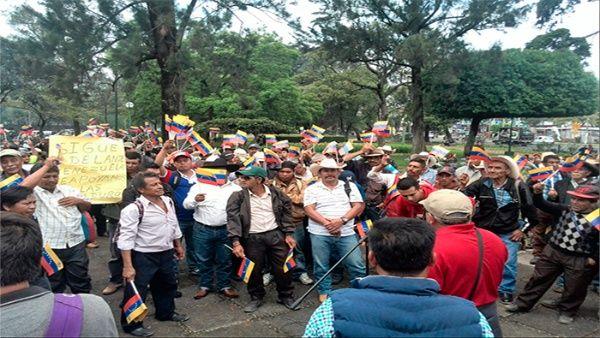 Resultado de imagen para venezuela ataques a campesinos