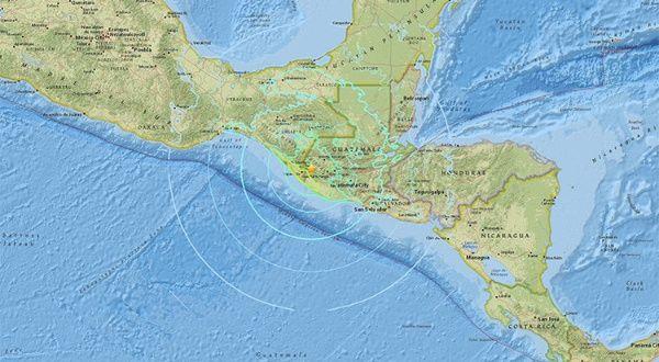 Sismo De Magnitud 6 9 Sacude Costas De Mexico Y Guatemala Noticias Telesur