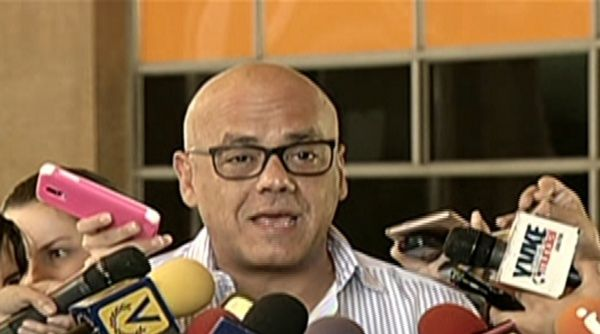 Resultado de imagen para Jorge Rodríguez
