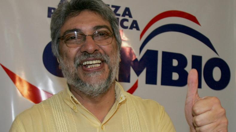 Fernando Lugo elegido como presidente del Senado en Paraguay