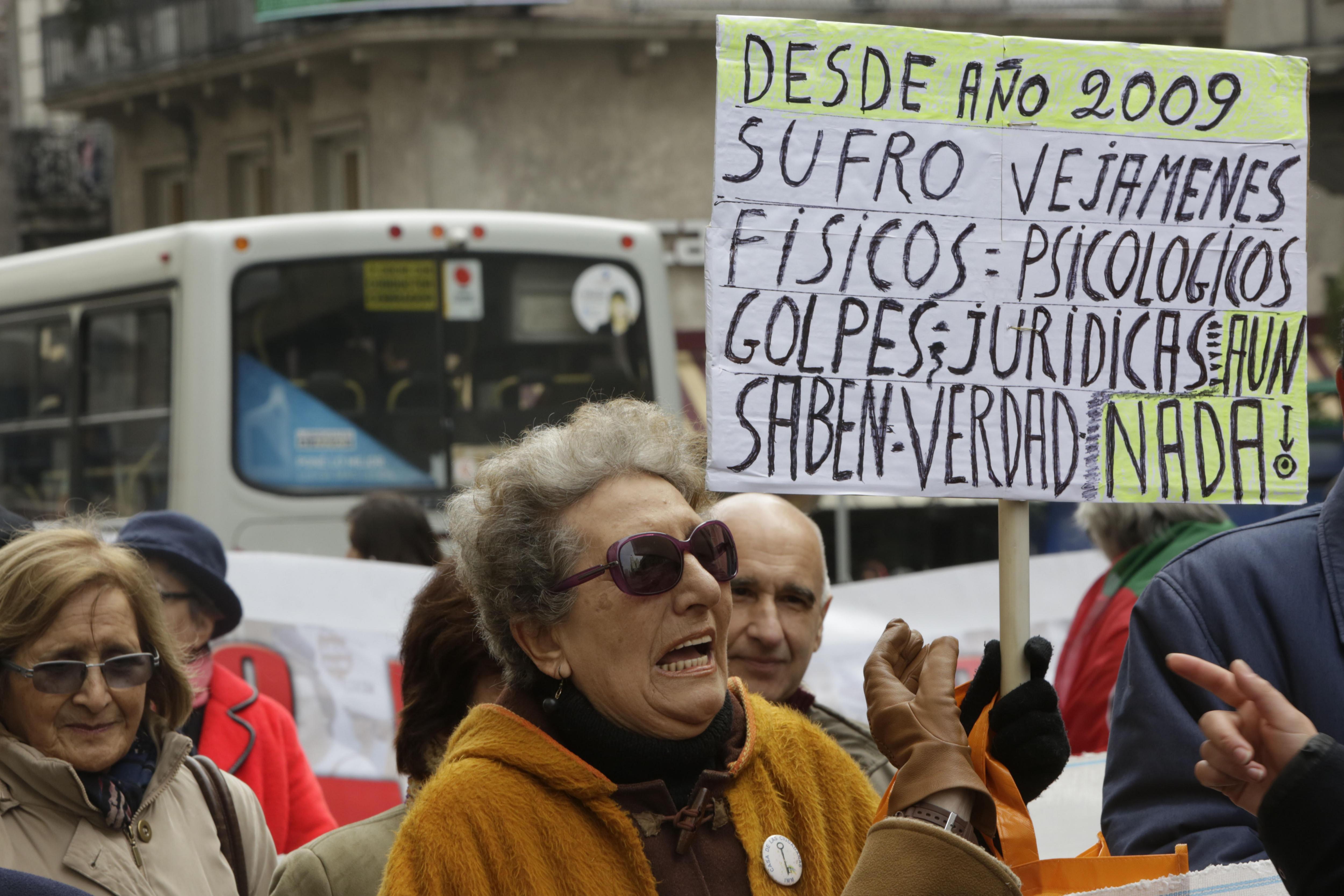 Argentinas denuncian 77 % de los casos de maltrato en la vejez