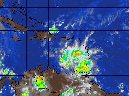Imágenes del satélite 06H45 del martes 20 de junio.
