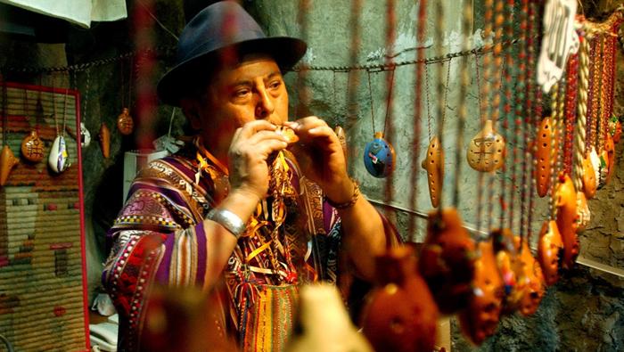 Pueblos originarios celebran el Año Nuevo o el retorno del Sol